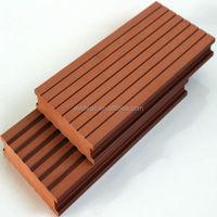 New designed wpc composite decking flooring very popular