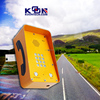 wireless telephone entry system industrial GSM solar remote area emergency phone KNZD-09A