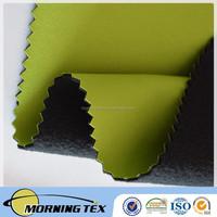4 ways spandex polyester bonded micro polar fleece sportswear fabric