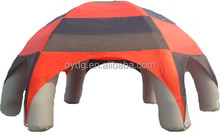 6 Legs Inflatable Carport Garage Car Garage PVC