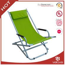 folding recliner lounge chair