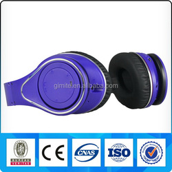 Durable unique 2015 hot bluetooth headphone driver