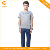 Latest Designs t-Shirt ,Cheap China Wholesale Clothing ,Embroidery t Shirts