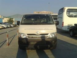 TOYOTA HIACE DELIVERY VAN 2013YM