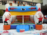 Top quality customize inflatable jumping bouncer