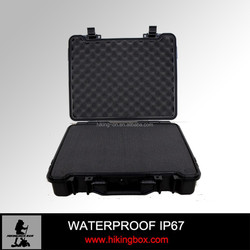 China Factory Supply Waterproof Plastic Instrument Case with foam insert 515*434*140mm