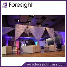 Fashion Used Pipe And Drape For Wedding Party Show Events
