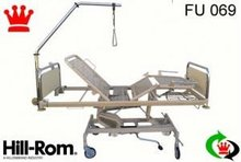 Semi Electric Hospital Bed - 4 Function