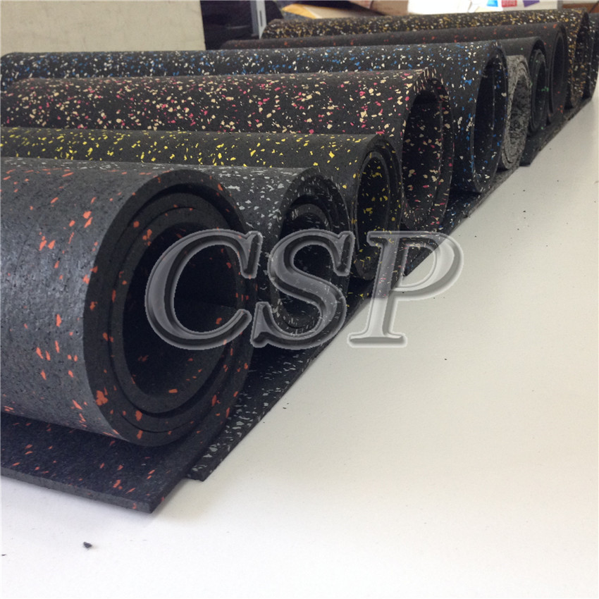 Rev tements de sol en caoutchouc de gym rouleau utilis tapis de gymnastique vendre - Tapis de caoutchouc a vendre ...