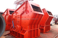 light iron pollution & professional manufacturer shaft impact crusher rock sand machine ISO approve in huahong company