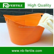 107466 Flexible PE Laundry Basket