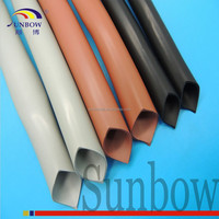 Insulation high temperature heat-shrinkable silicone sleeve