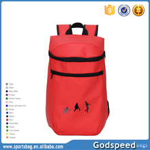 China wholesale nylon sport bagbest golf bag travel cover,pvc tarpaulin bag,sports bag with shoe compartment