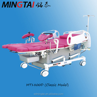 CE&ISO Color Mattress Electric Gynecological Operation Table