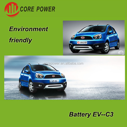 Battery charging electric car improve your life no pollution