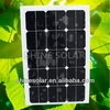 12V 60W 80W 90W 100W 120W 130W 135W flexible solar panel system for marine and cars