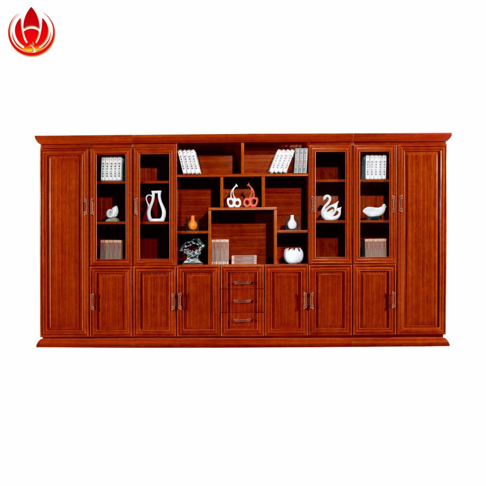 Discount Wooden Bookcases ~ Wooden furniture cheap bookcases with glass door