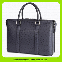 15044 Sophisticated and cultured men's travelling leather bag