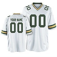 wholesale 2012 free shipping!Clay Matthews #52 game elite limited throwback team white jersey Mixed order paypal