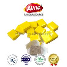10G Halal Beef Bouillon Cubes Mixed Seasoning Soup Cubes Instant Noodle Kosher Food [AVIVA CUBES]