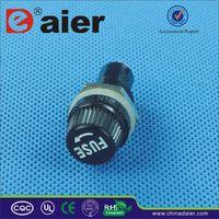Daier inline fuse holder 250v