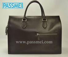 Unisex Fashion Dedicated Men's travel Bag Genuine Leather Handbag