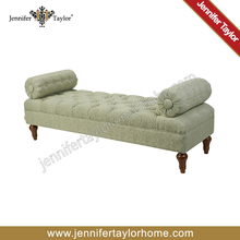 Indian ottoman hotel bedroom furniture sex bench FB02-658M bedroom furniture designs