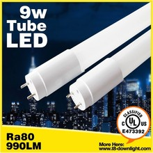 3 year warranty g13 9w 6500k cool white 60cm isolated led tube driver