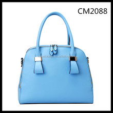 lady luggage bag belt new leather PU handbag