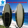 2015 Custom OEM surfing body board bamboo/wood sup stand up paddle board surfboard Factory