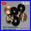 Customized Aluminum countersunk washer with Andized finish