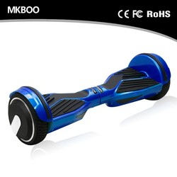Classical Design Hover Board Self Balance Scooter Two Wheel 6.5 Inch with LED Light