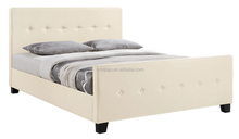 Fashion new design living room bed /fabric bed /Contemporary king size bed