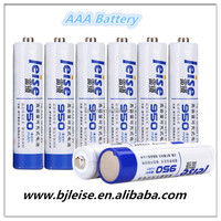 NI-MH 950mAh Rechargeable AAA battery for Camera accessories ,Video devices ,microphone,hand held game