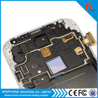 Wholesale original lcd for samsung i9505 galaxy S4 i9505 lcd touch screen digitizer repair