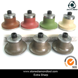 All Shapes Profilingfor marble, granite Edging Grinding Diamond Wheel