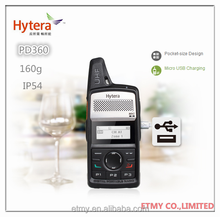 mobile phone with walkie talkie HYT PD360 . 400Mhz radio