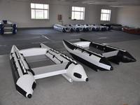 Liya 4.3m inflatable high speed catamaran sailing yachts manufacturer