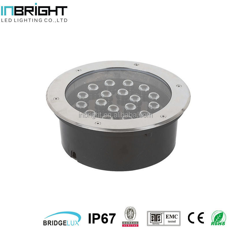 outdoor 18w ip67 waterproof led underground light buy led underground light. Black Bedroom Furniture Sets. Home Design Ideas