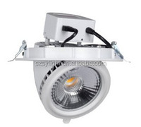 China factory 3 years warranty cob gimble down light CE/SAA/TUV-SY