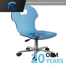 Factory Direct Price Acrylic Custom Fit Modern Single Chair