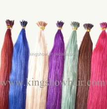 Unique look natural feather hair extension for fashion distributors