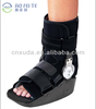 FDA/CE Medical Orthopedic Adjustable Protecting Ankle Walker Brace Shoes