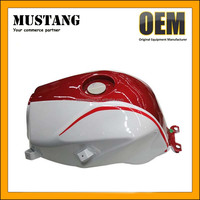 Motorcycle Spare Parts, Motorcycle Fuel Tank Stickers for Suzuki
