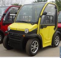 2 seats solar electrical car