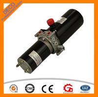 high quality 24v fork lift mini hydraulic power pack unit