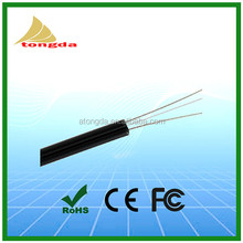 China factory FTTH Drop cable Outdoor 1 fiber Single mode G657A LSZH jacket