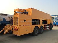 Sinotruck Howo asphalt slurry seal truck for sale