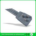 Dengfeng proveedor chino brasil INMETRO 3 prong portátil cable de alimentación