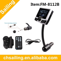 Bluetooth FM Transmitter Car MP3 Player with handsfree call